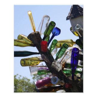 árbol de la botella cojinete