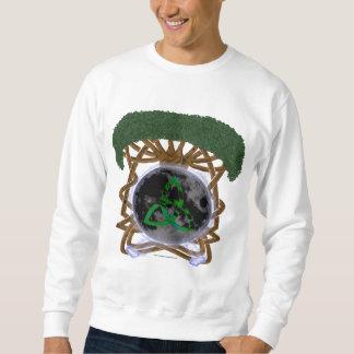 Árbol de la camiseta de los hombres de la vida