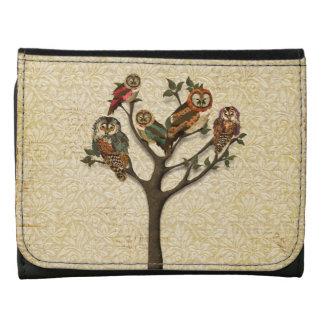 Árbol de la cartera de los búhos