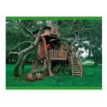 árbol de la casa postales