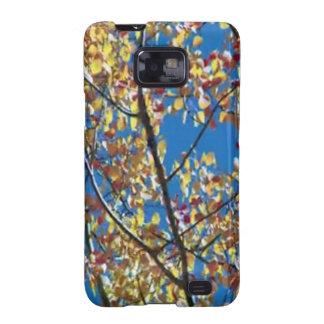 Árbol de la costa América de la secoya Samsung Galaxy SII Carcasa