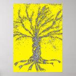 ÁRBOL de la DNA o árbol de la vida Impresiones