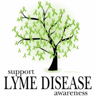 Árbol de la enfermedad de Lyme Escultura Fotografica