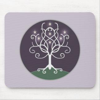 Árbol de la esperanza mousepad