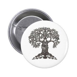 Árbol de la lectura pins