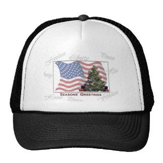 Árbol de la libertad gorras de camionero
