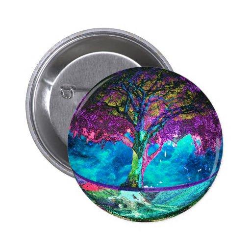 Árbol de la meditación de la vida pins