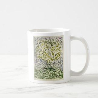 Árbol de la niebla taza