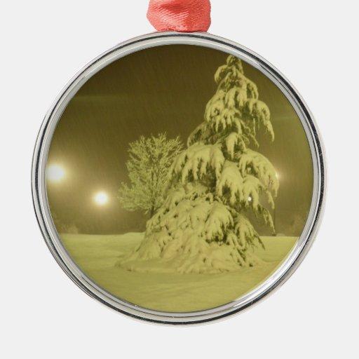 Árbol de la nieve ornatos