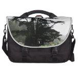Árbol de la primavera bolsas de portatil