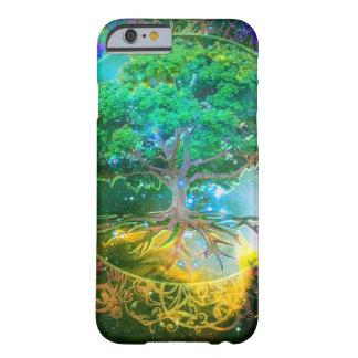 Árbol de la salud de la vida funda para iPhone 6 barely there
