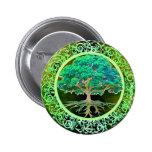 Árbol de la salud de la vida pin