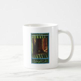 Árbol de la secoya - apoteosis taza de café