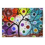 árbol de la vida #22 por Lorri Everett Felicitaciones