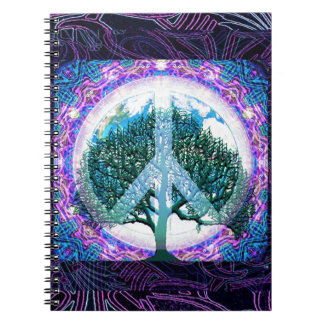Árbol de la vida - aceptación libros de apuntes