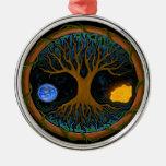 Árbol de la vida astral ornamento para reyes magos
