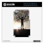 Árbol de la vida calcomanías para iPod touch 4G