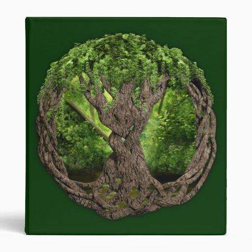 """Árbol de la vida céltico carpeta 1"""""""