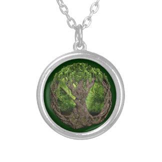 Árbol de la vida céltico colgantes