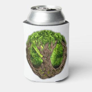 Árbol de la vida céltico enfriador de latas