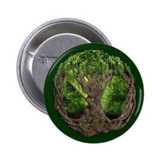 Árbol de la vida céltico pin