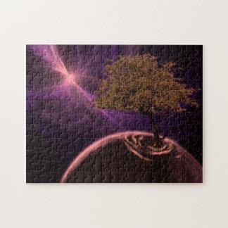 Árbol de la vida cósmico puzzles