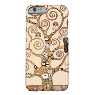 Árbol de la vida de Gustavo Klimt Funda De iPhone 6 Barely There