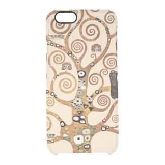 Árbol de la vida de Gustavo Klimt Funda Clearly™ Deflector Para iPhone 6 De Uncommon