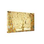 Árbol de la vida de Gustavo Klimt Lienzo Envuelto Para Galerias