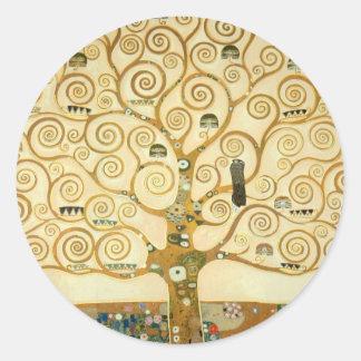 Árbol de la vida de Gustavo Klimt
