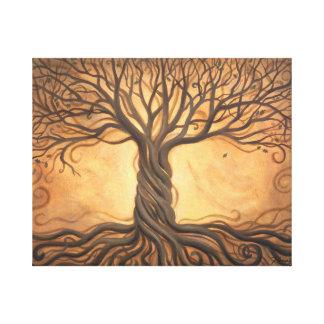Árbol de la vida de Reneé Womack Lienzo Envuelto Para Galerias