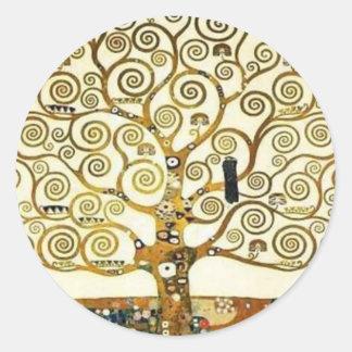 Árbol de la vida etiquetas