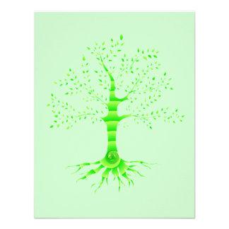 árbol de la vida invitación personalizada