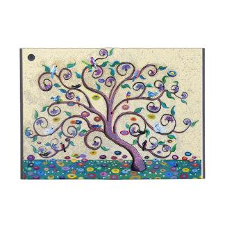 Árbol de la vida iPad mini cárcasa