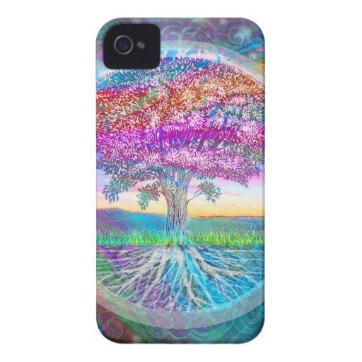Árbol de la vida iPhone 4 coberturas