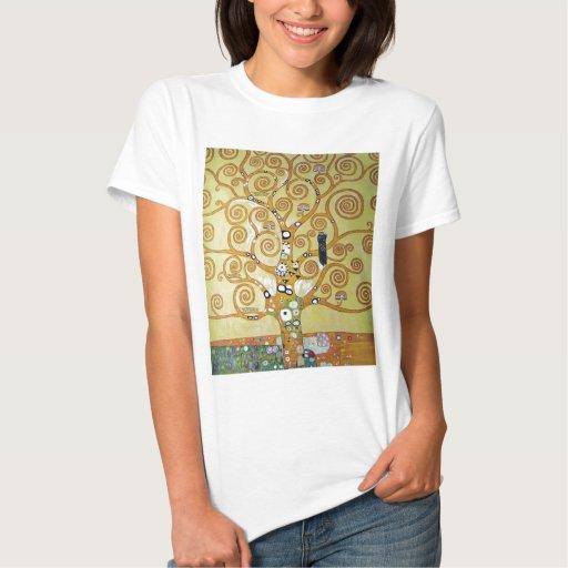 ÁRBOL de la VIDA - Klimt Polera