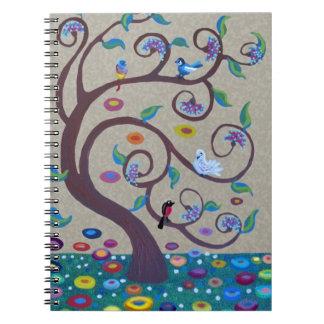Árbol de la vida libretas