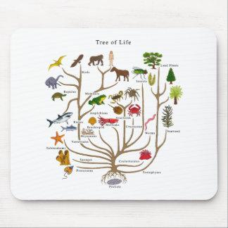 Árbol de la vida mousepad