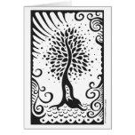 Árbol de la vida Notecards Tarjetas