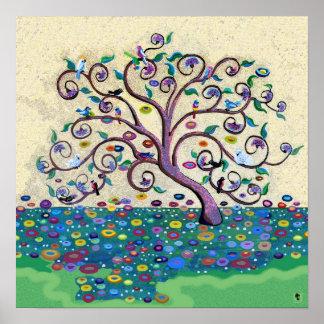 Árbol de la vida posters