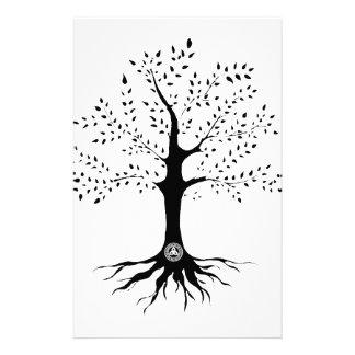 Árbol de la vida papeleria de diseño