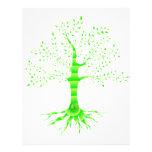 árbol de la vida plantillas de membrete