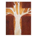 Árbol de la vida postal