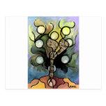Árbol de la vida postales