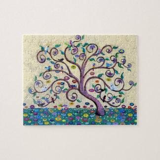 Árbol de la vida puzzle