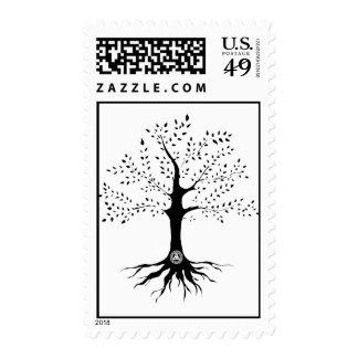 Árbol de la vida sello