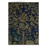 Árbol de la vida tarjeta