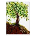 Árbol de la vida tarjetas