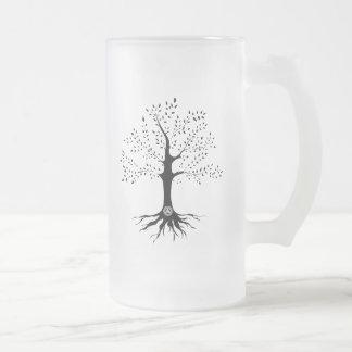 Árbol de la vida tazas de café
