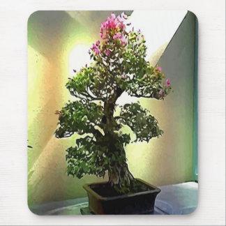 Árbol de los bonsais del Bougainvillea Alfombrilla De Ratones